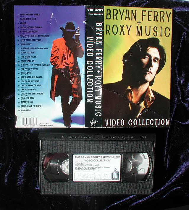 Bryan Ferry - Live USA